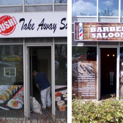 Sushi To Barber